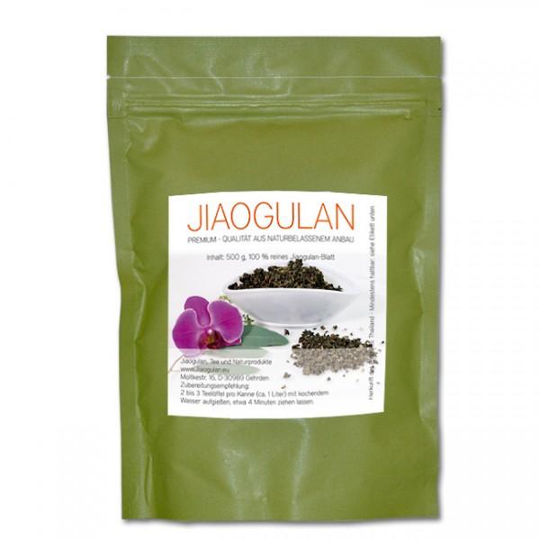 Jiaogulan Tee 500 g / Geschenkedition